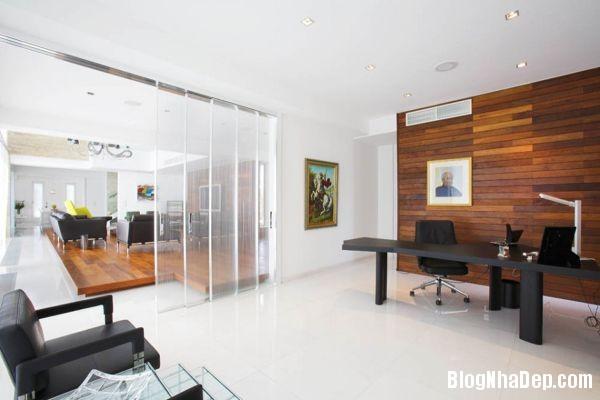 a17 1395408907 Thiết kế văn phòng theo phong cách đơn giản