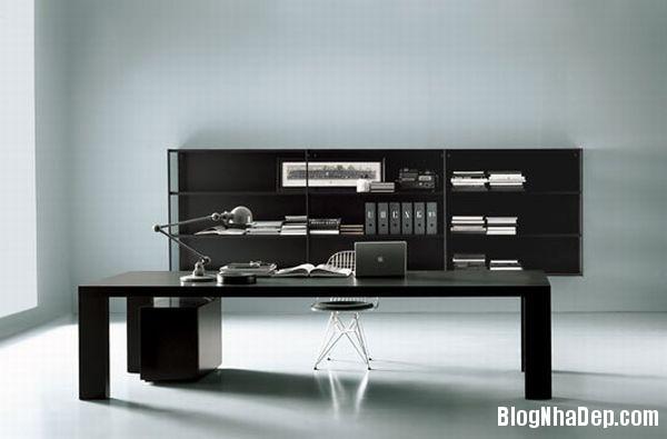 a20 1395408951 Thiết kế văn phòng theo phong cách đơn giản