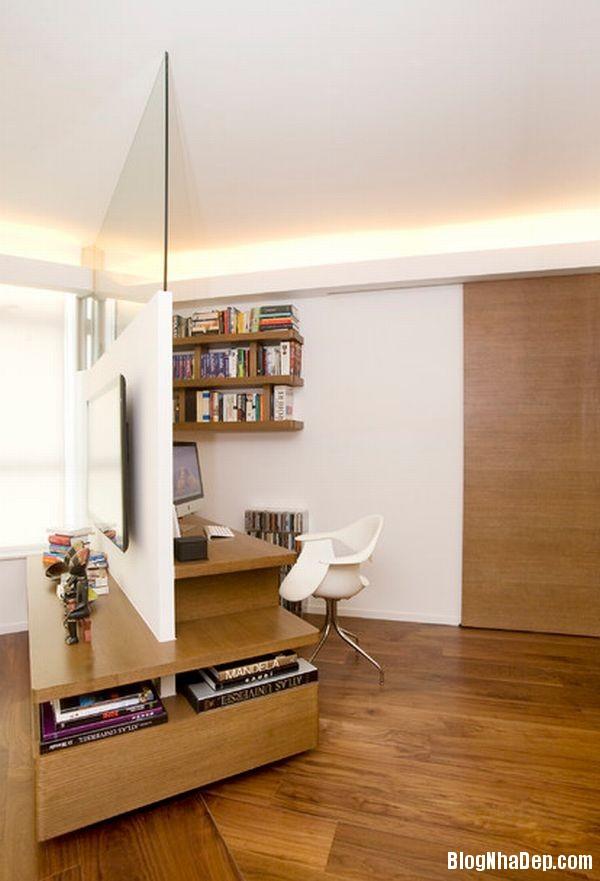 a23 1395408984 Thiết kế văn phòng theo phong cách đơn giản