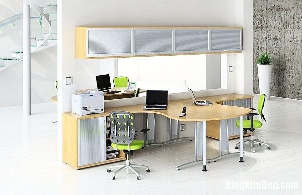 a24 1395408994 Thiết kế văn phòng theo phong cách đơn giản