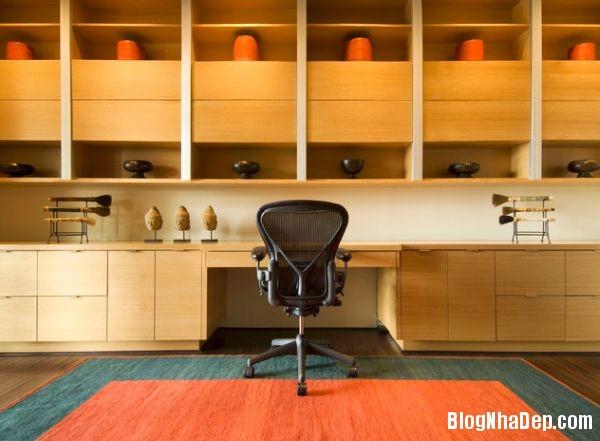 a3 1395408715 Thiết kế văn phòng theo phong cách đơn giản