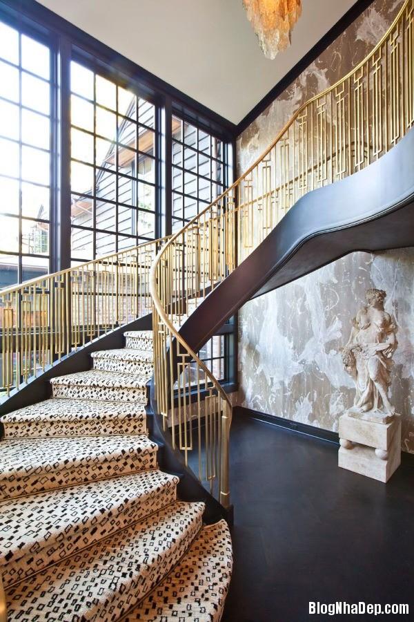 a3 1395937685 Trang trí cầu thang tạo điểm nhấn cho ngôi nhà