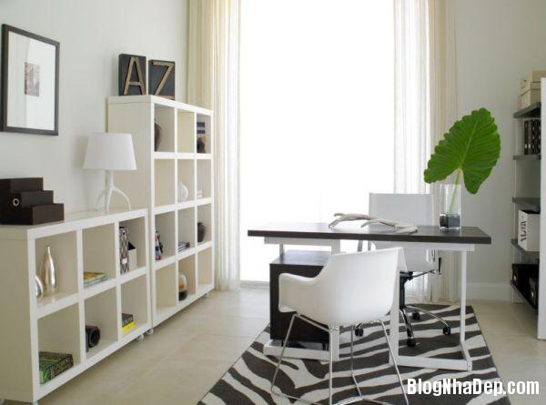 a6 1395408763 Thiết kế văn phòng theo phong cách đơn giản