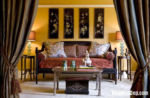 a8 1395851427 Phong cách trang trí Á Đông trong nhà ở hiện đại