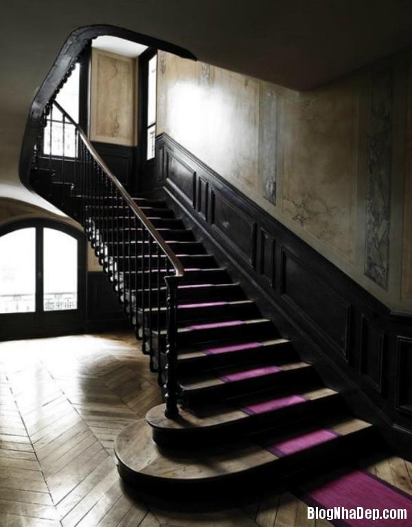 a9 1395937746 Trang trí cầu thang tạo điểm nhấn cho ngôi nhà