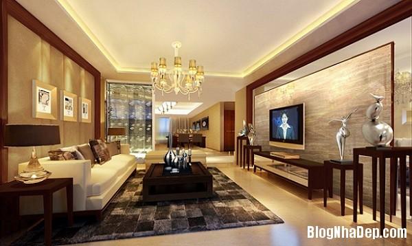an tuong voi nhung bien tau thiet ke noi that dep bang go 2  Ngôi nhà ấm áp với nội thất chất liệu gỗ
