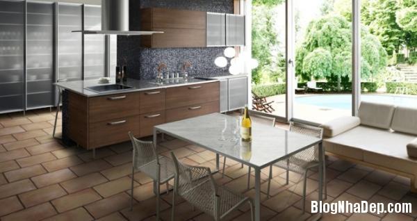 bep 3 Thiết kế phòng bếp theo phong cách Nhật