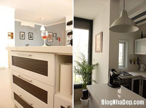 can ho sang tao o tel aviv israel 62f6 Thiết kế sáng tạo trong căn hộ ở Israel