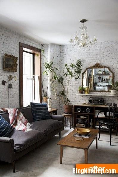 cati tao phong 1 ea054 Cải tạo lại nội thất cho căn hộ nhỏ xinh