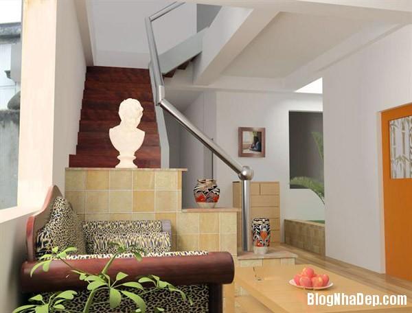 cau thang vai tro chinh 04 Thiết kế cầu thang cho nhà ở