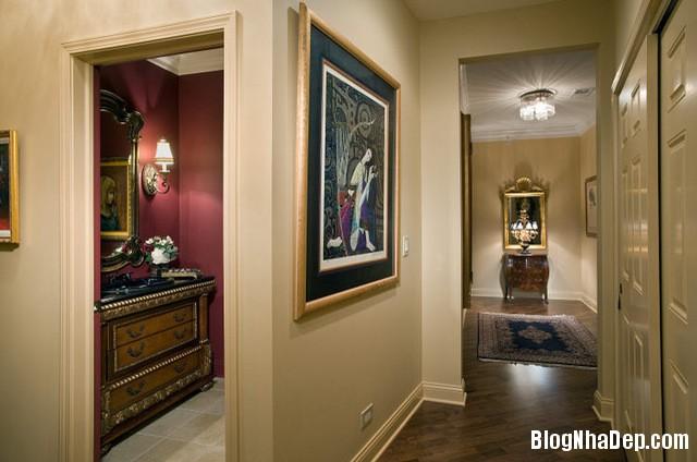 cce97 Bàn trang điểm phong cách Hoàng Gia tô điểm cho ngôi nhà