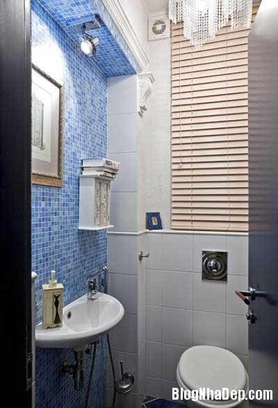 chung cu xinh 10 Phong cách cổ điển kết hợp hiện đại cho chung cư 70m2