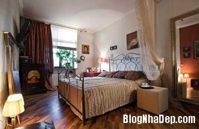 chung cu xinh 6 Phong cách cổ điển kết hợp hiện đại cho chung cư 70m2