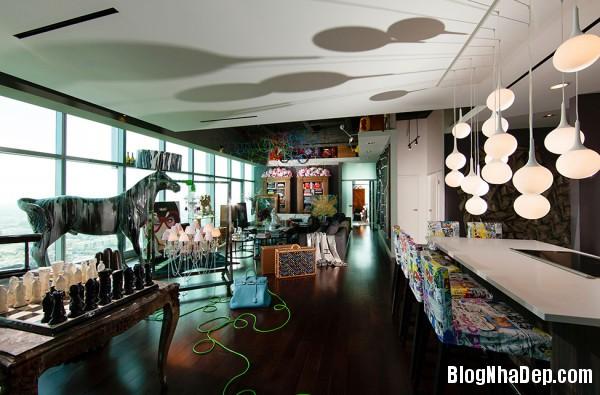file.384904 Không gian nội thất đáng kinh ngạc trong ngôi nhà của nữ thiết kế