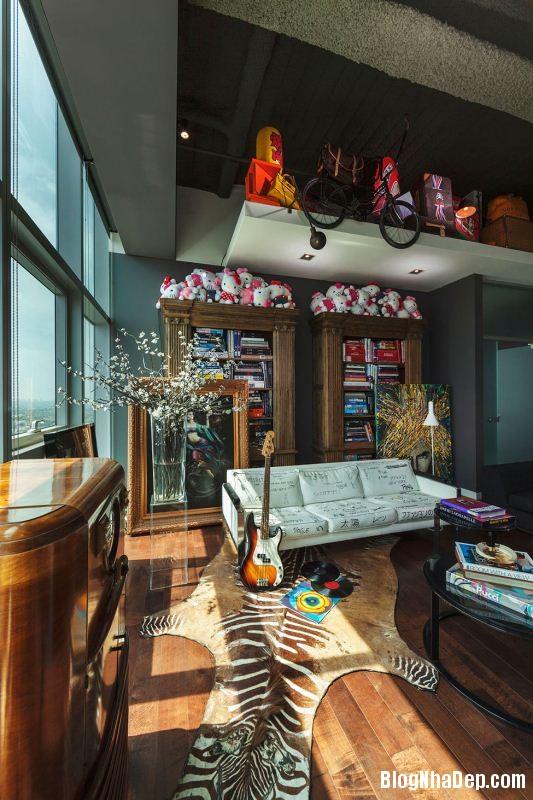 file.384905 Không gian nội thất đáng kinh ngạc trong ngôi nhà của nữ thiết kế