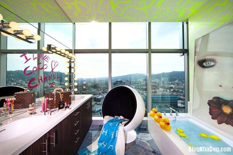 file.3849181 Không gian nội thất đáng kinh ngạc trong ngôi nhà của nữ thiết kế