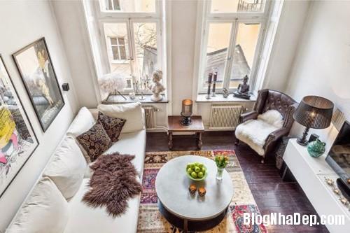 file.389522 Sắp xếp không gian sống trong căn hộ chung cư diện tích 34 m2