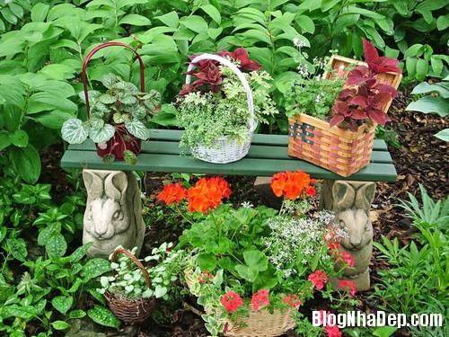 file.403841 Một chút khéo léo cho khu vườn thêm đẹp