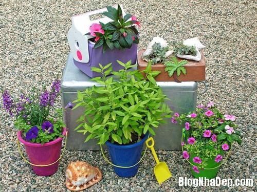 file.403842 Một chút khéo léo cho khu vườn thêm đẹp