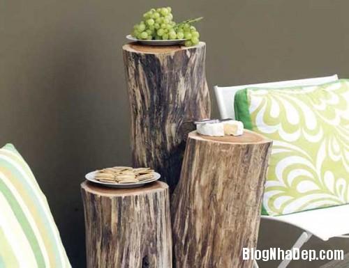 file2 Bàn ghế không đụng hàng từ những khúc gỗ bỏ đi