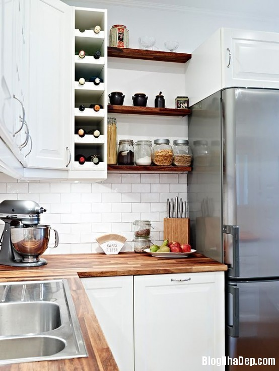 file 00518 Thiết kế không gian bếp ấm áp với nội thất gỗ