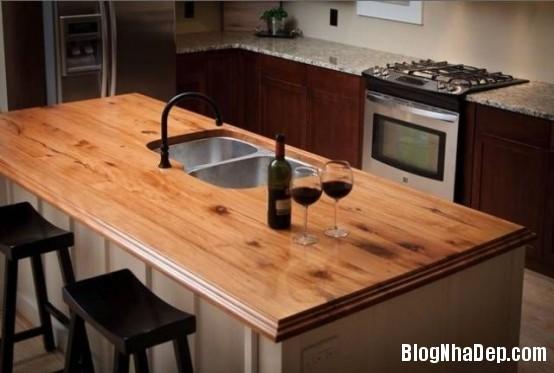 file 01216 Thiết kế không gian bếp ấm áp với nội thất gỗ