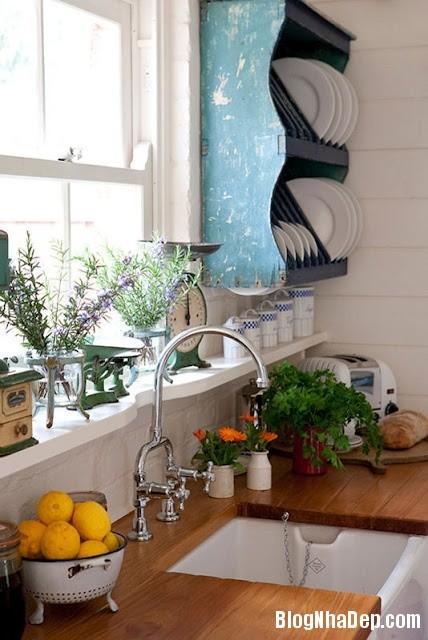 file 01514 Thiết kế không gian bếp ấm áp với nội thất gỗ