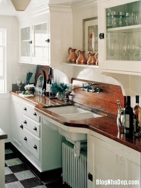 file 0212 Thiết kế không gian bếp ấm áp với nội thất gỗ