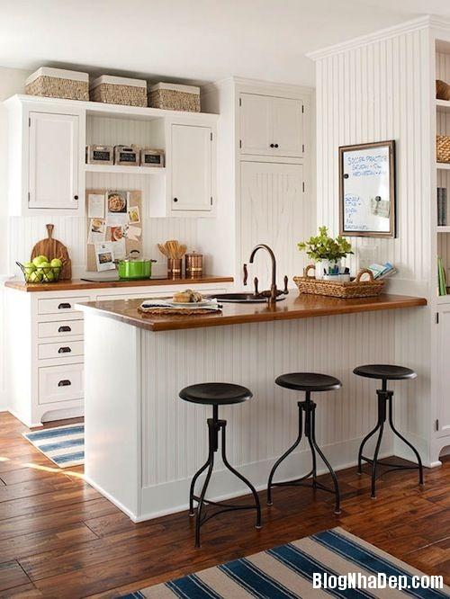 file 040 Thiết kế không gian bếp ấm áp với nội thất gỗ