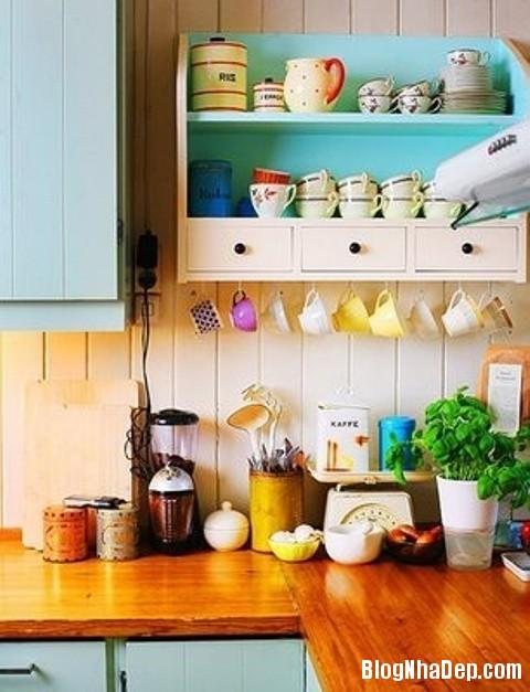 file 041 Thiết kế không gian bếp ấm áp với nội thất gỗ