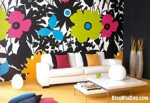 giup khong gian song sinh dong bang vat dung mau sac4 Vật dụng trang trí màu sắc đem lại không gian sống sinh động