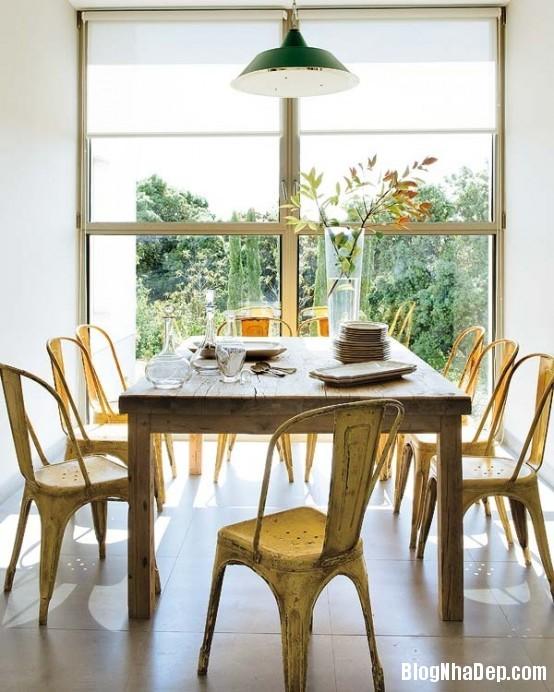 httpwwwdigsdigscomphotosfreshandmodernhousewithlotsofcolor10554x692jpg Ngôi nhà quyến rũ mang đậm phong cách Pháp