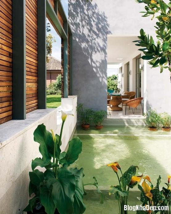 httpwwwdigsdigscomphotosfreshandmodernhousewithlotsofcolor1554x692jpg Ngôi nhà quyến rũ mang đậm phong cách Pháp