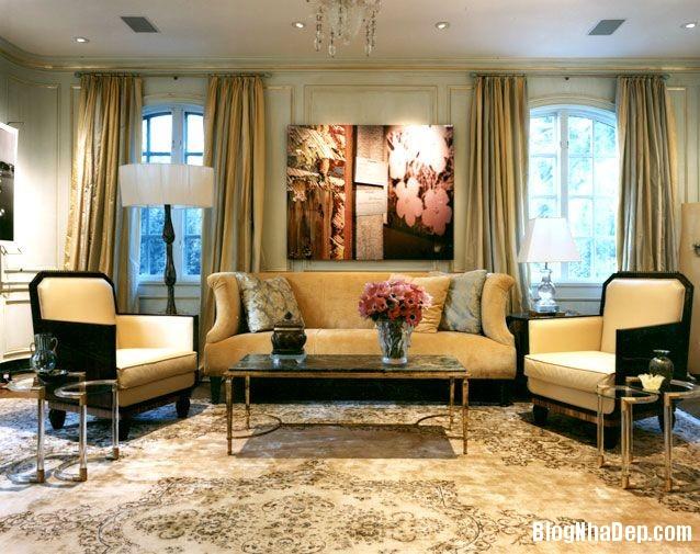 httpwwwreencohoabinhcomfilesuploadsreencohoabinhphongkhachquyenrujpg Phòng khách đẹp tạo điểm nhấn cho ngôi nhà