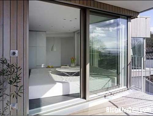 khong gian ly tuong 4 Ngôi nhà kiểu mẫu lý tưởng ở Thụy Sĩ