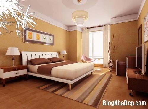khong gian phong ngu1 Thiết kế không gian phòng ngủ hoàn hảo