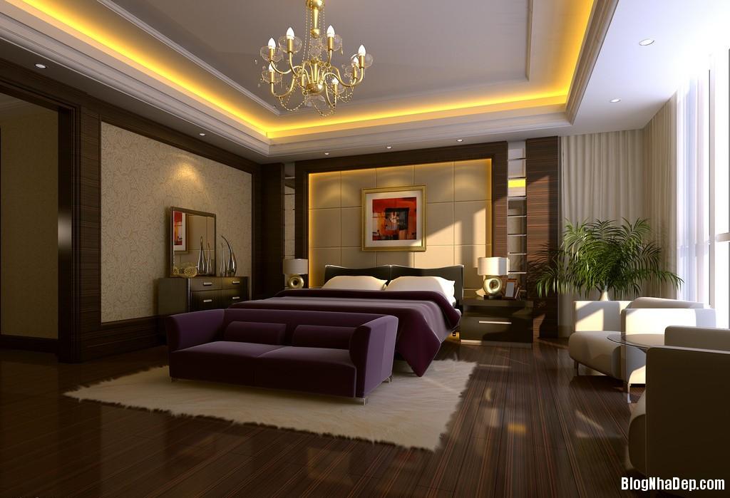 mau noi that dep phong ngu 1 Những mẫu nội thất đẹp cho nhà bạn