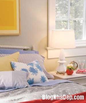 meo hay trang tri phong ngu 10 Những ý tưởng trang trí phòng ngủ đẹp như mơ (P1)