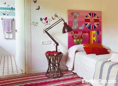 ngoi nha cua nhung sac mau 10 Ngôi nhà của những sắc màu
