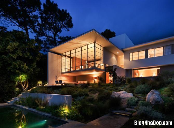 ngoi nha tuyet dep bridle road residence 1 Ngôi nhà xinh đẹp ở Cape Town, Nam Phi