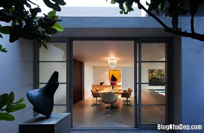 ngoi nha tuyet dep bridle road residence 4 Ngôi nhà xinh đẹp ở Cape Town, Nam Phi