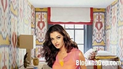 nha cua HH dep nhat the gioi 8 Căn biệt thự lãng mạn của Cựu Hoa hậu Thế giới Aishwarya Rai