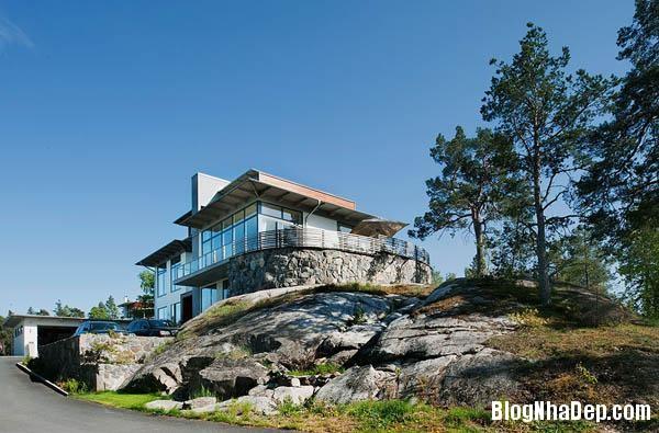 nha dep va sang trong 340m2 1c33 Ngôi nhà rộng lớn với view tuyệt đẹp nhìn ra biển
