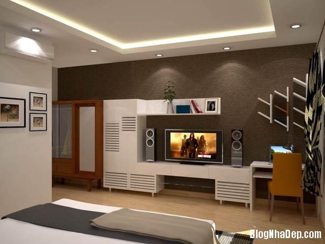 nha pho13 Trang trí nội thất cho căn nhà 3 tầng diện tích 80 m2