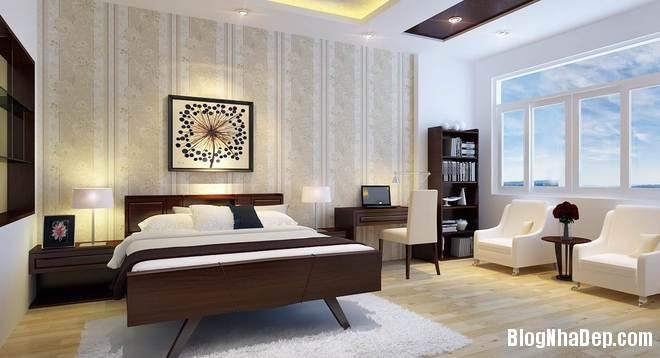 nha pho7 Trang trí nội thất cho căn nhà 3 tầng diện tích 80 m2