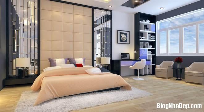 nha pho9 Trang trí nội thất cho căn nhà 3 tầng diện tích 80 m2