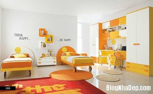 nhung can phong dang yeu cho be 5 Màu sắc đẹp cho phòng trẻ em hay tuổi teen