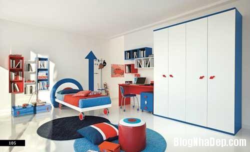 nhung can phong dang yeu cho be 7 Màu sắc đẹp cho phòng trẻ em hay tuổi teen