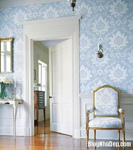 noi that phap 11 Phong cách trang trí nội thất lãng mạn của Pháp