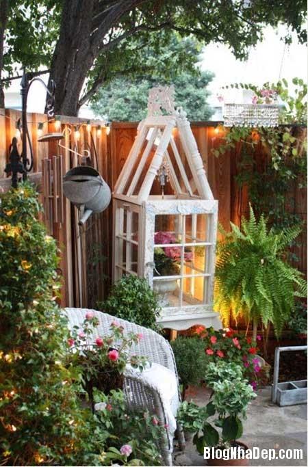 patio lang man mua he 5 Patio lãng mạn mùa hè